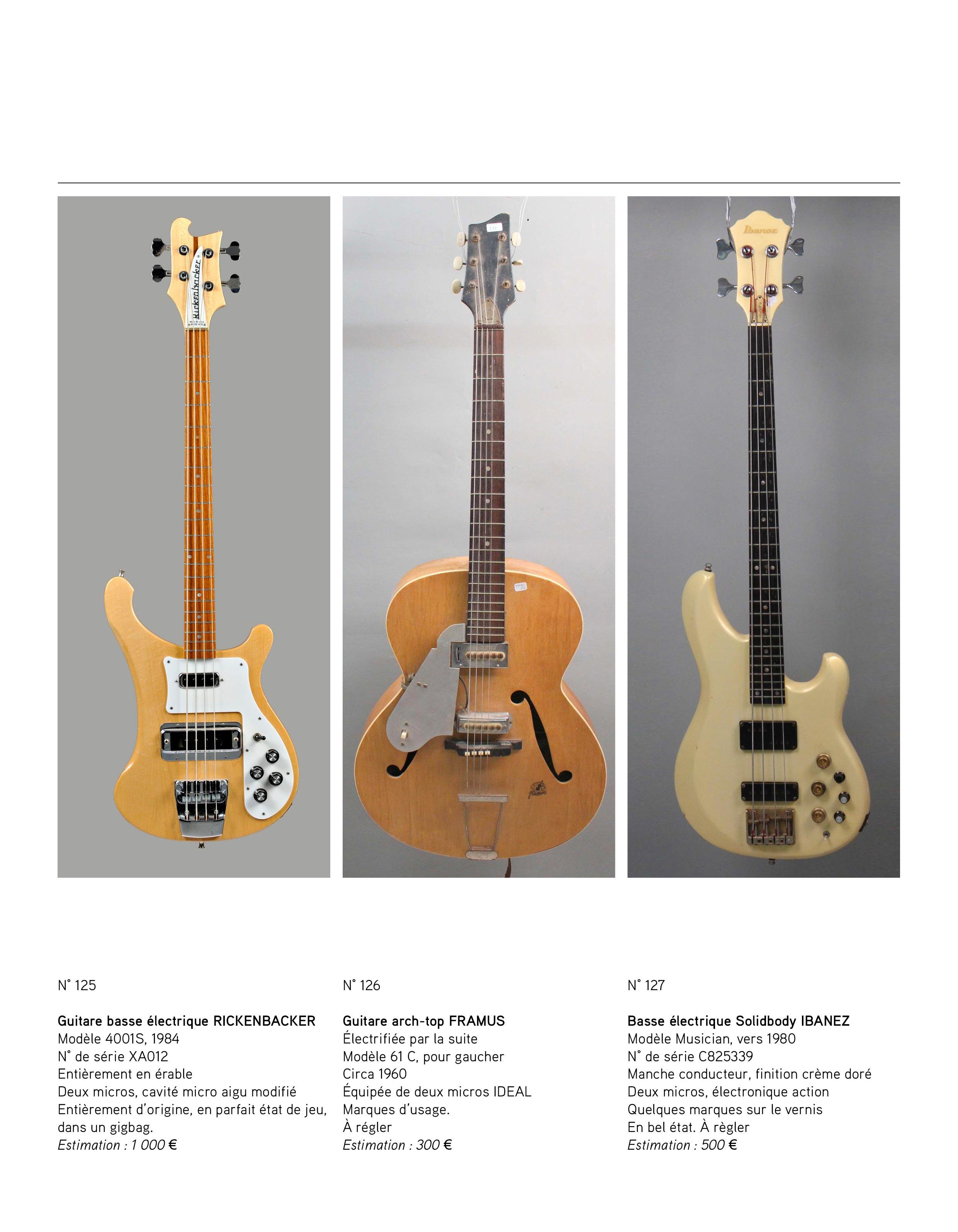 2013 - décembre - catalogue de guitares Vintage - p06