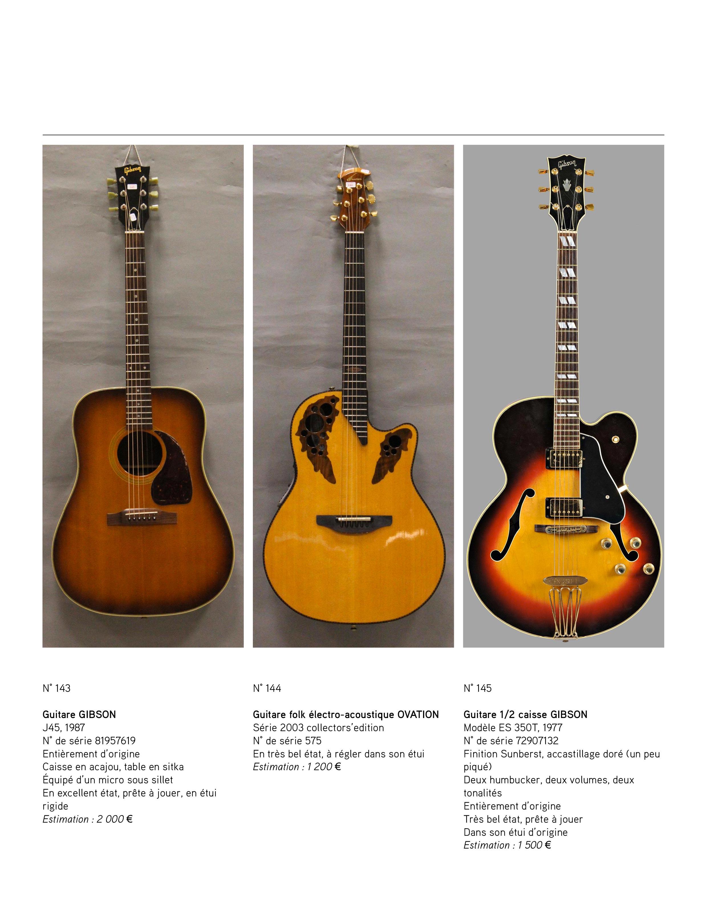 2013 - décembre - catalogue de guitares Vintage - p12