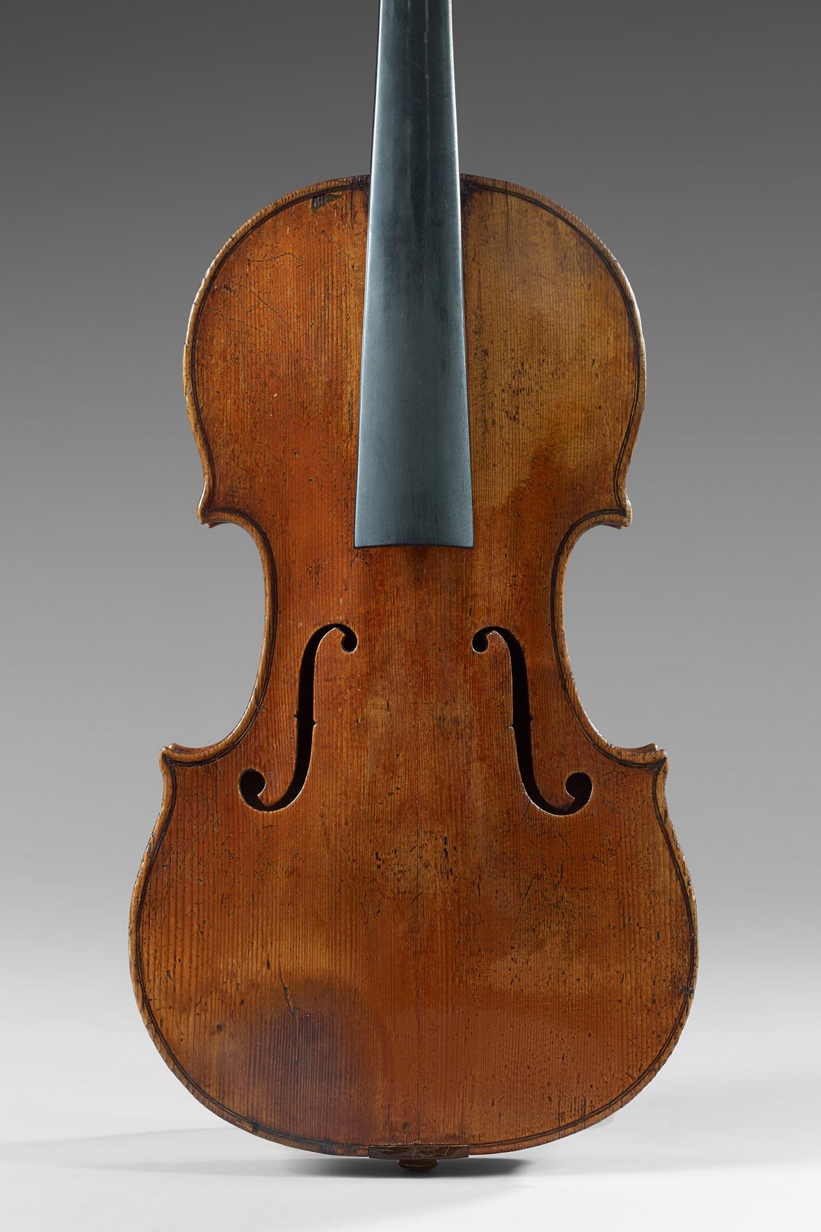 Lot N° 125 - Violon de Joseph GUARNERIUS dit Joseph Fils d'André