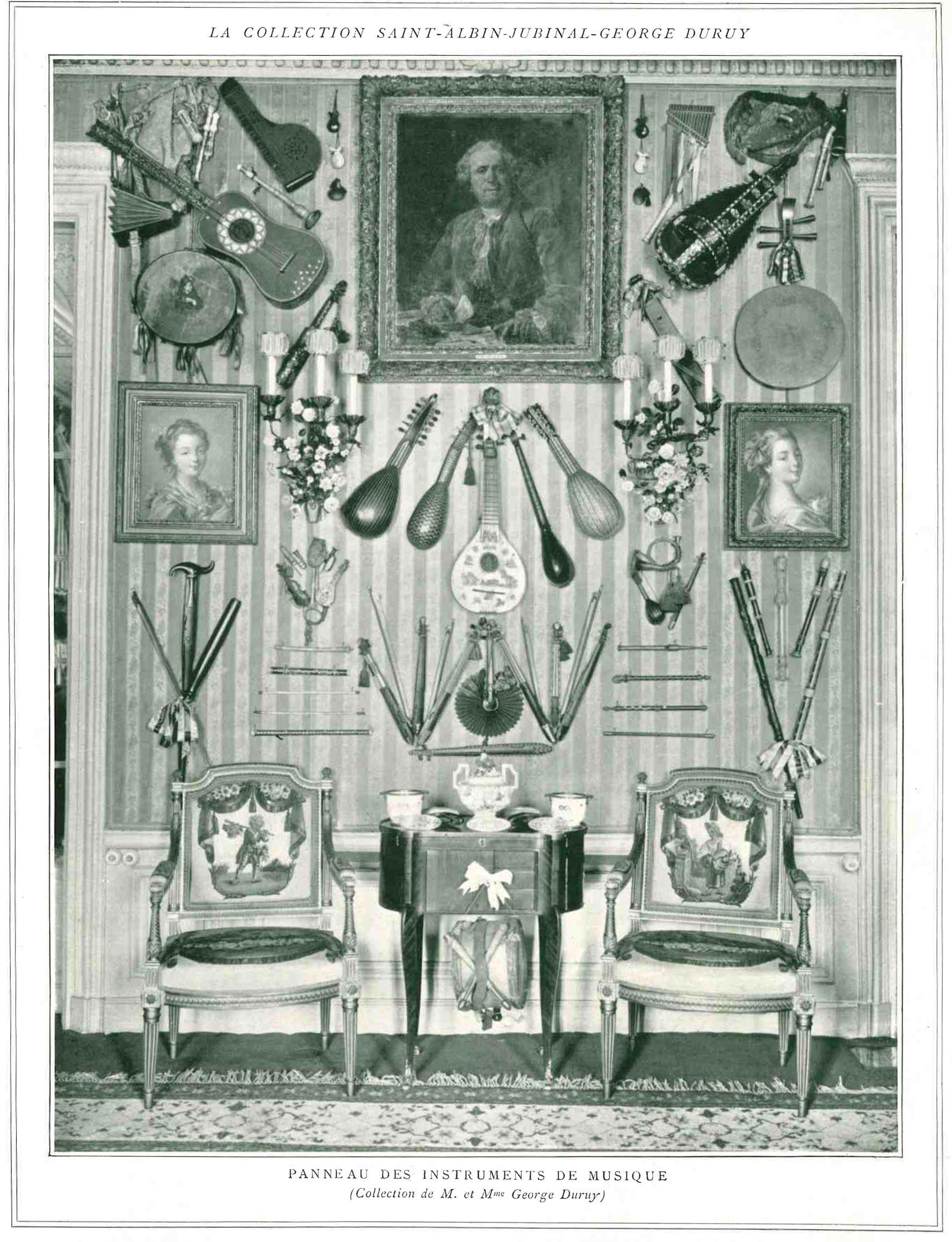 xtrait de la revue « Les Arts » - Collection Achille JUBINAL
