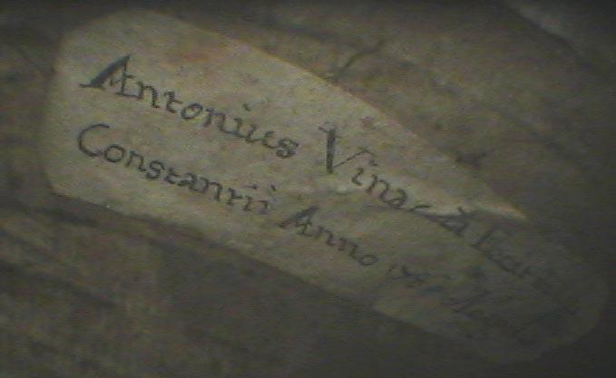 N° 20 - Mandoline d'Antonius VINACCIA - Collection Achille JUBINAL