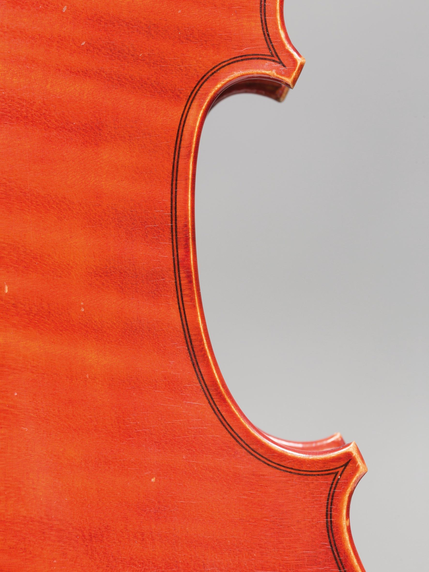 Violon de Carl BECKER
