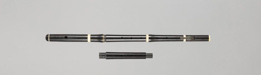 Flûte en ébène par JOUVE