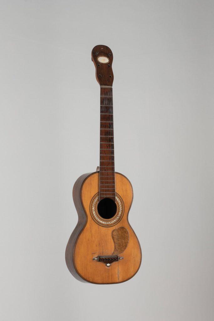 guitare espagnole de Manuel GUTIERREZ