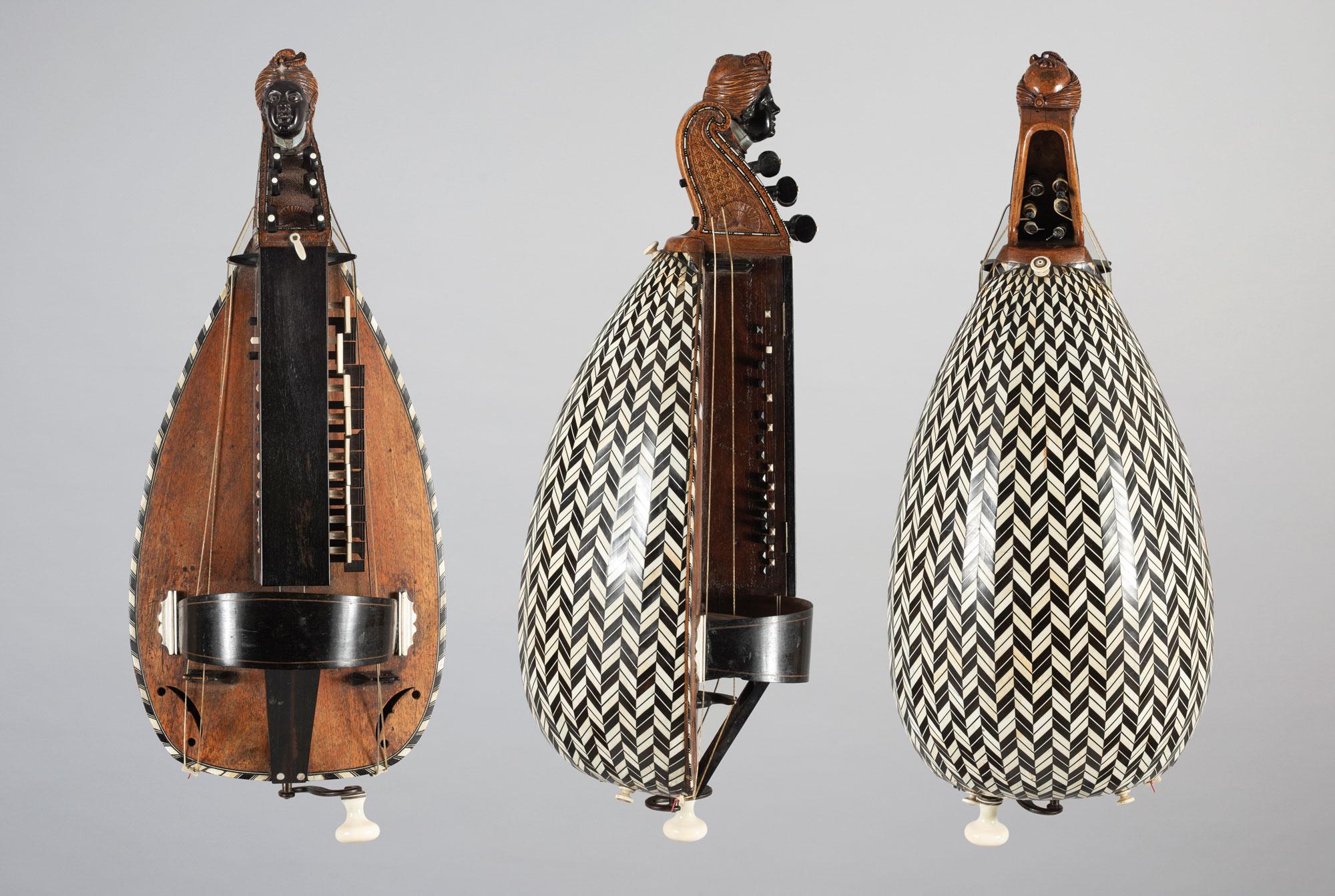 Vielle à roue par OUVRARD