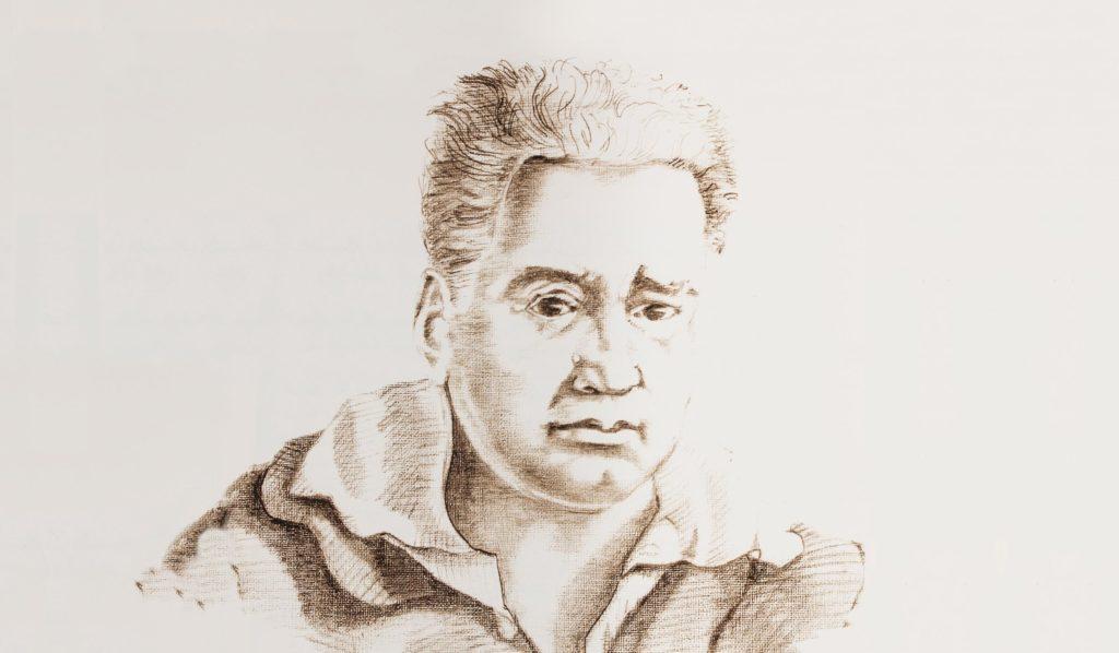 Portrait de François Xavier Tourte