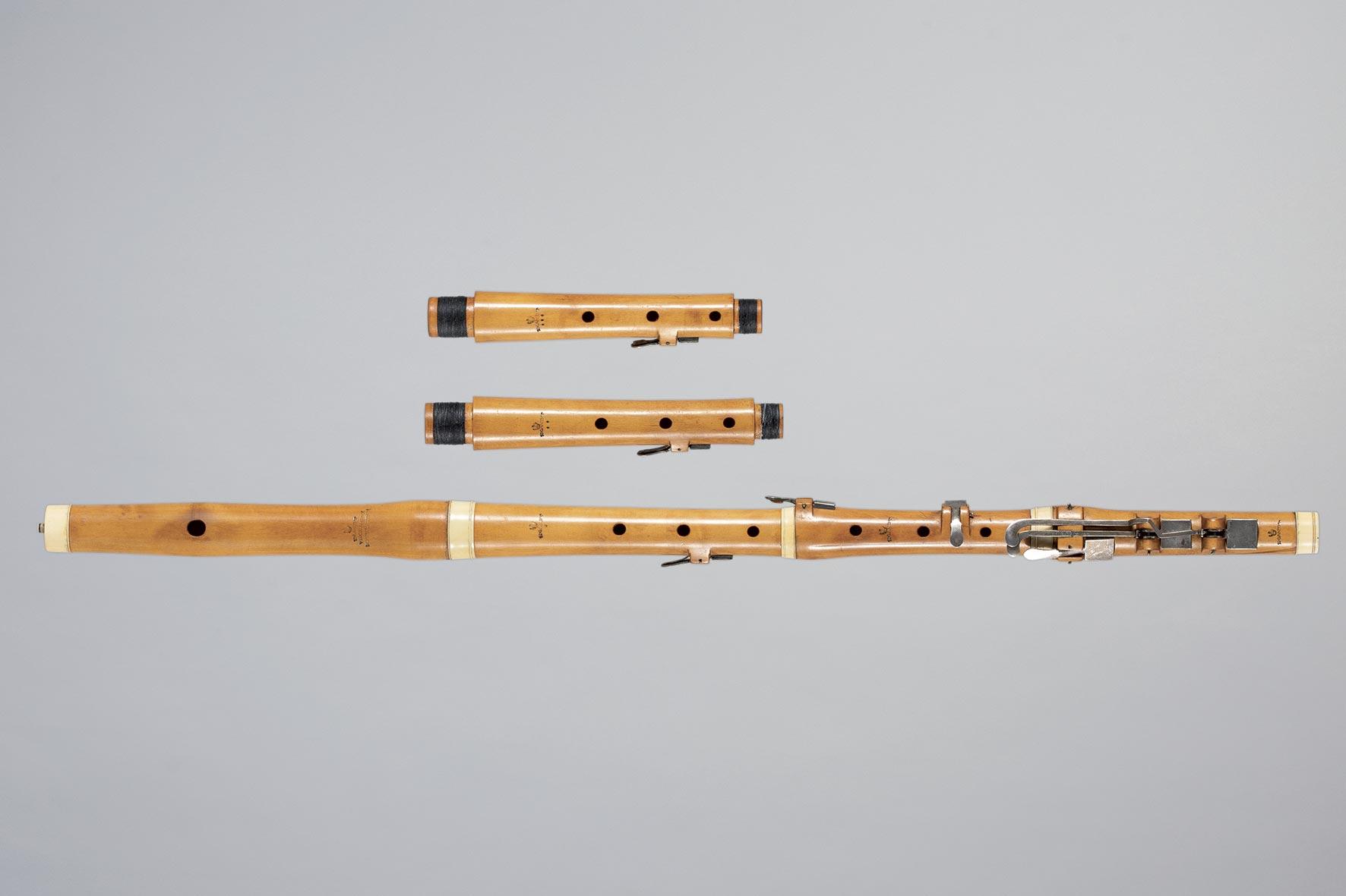 Flûte de IMANDT VISCHERSDYK