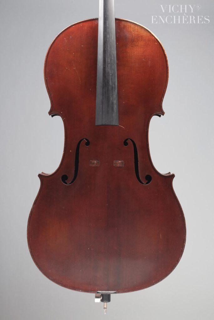 Violoncelle d'Hippolyte Chretien SILVESTRE