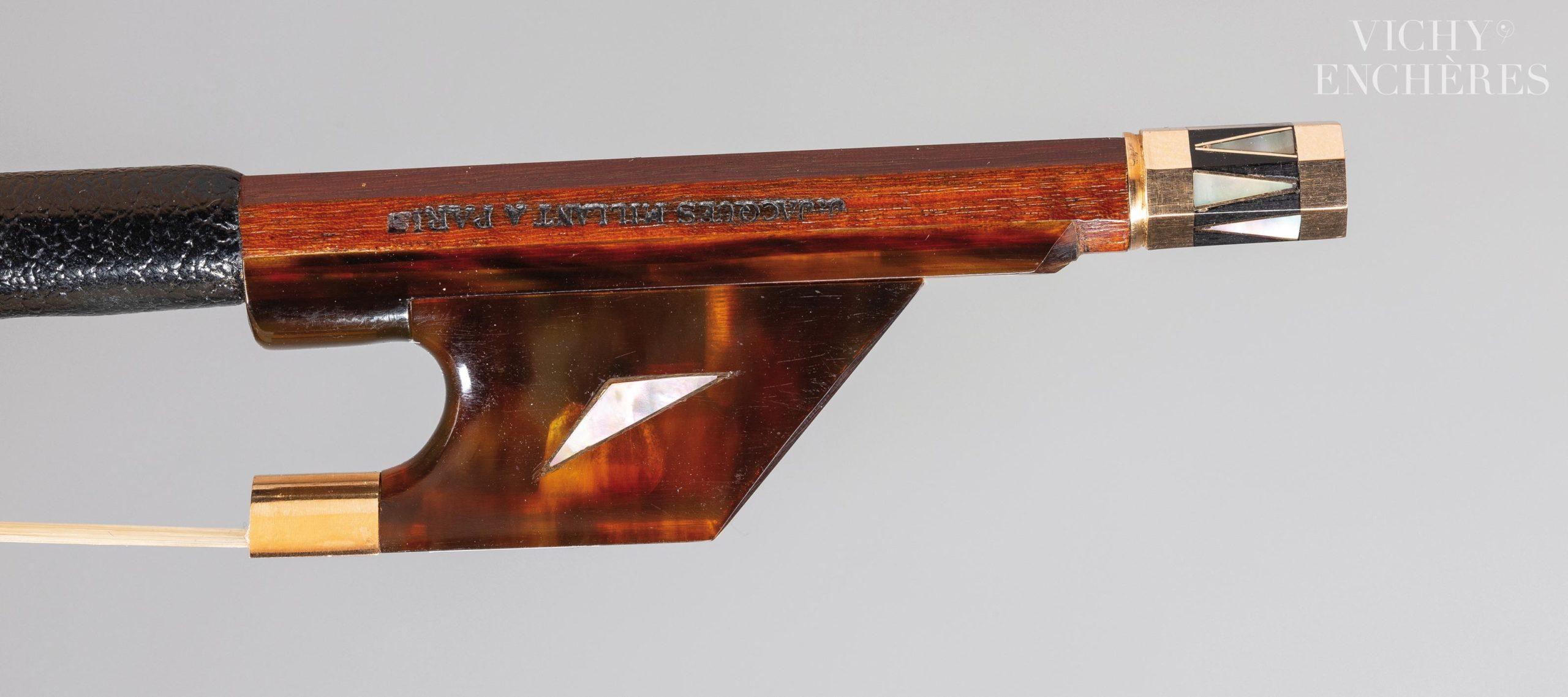 Archet de violon de Jean-Jacques MILLANT