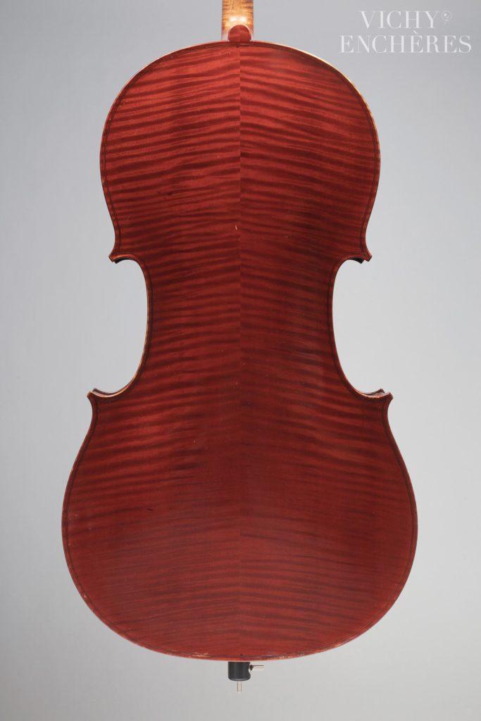 Beau violoncelle de Paul BLANCHARD