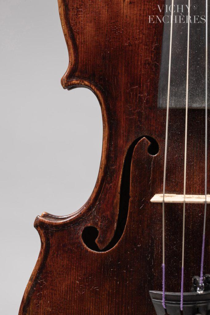 Violon de Claude PIROT