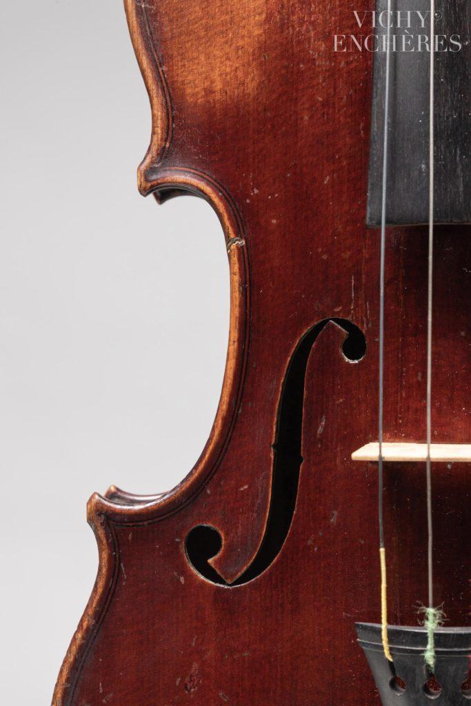 Violon de Georges CHANOT