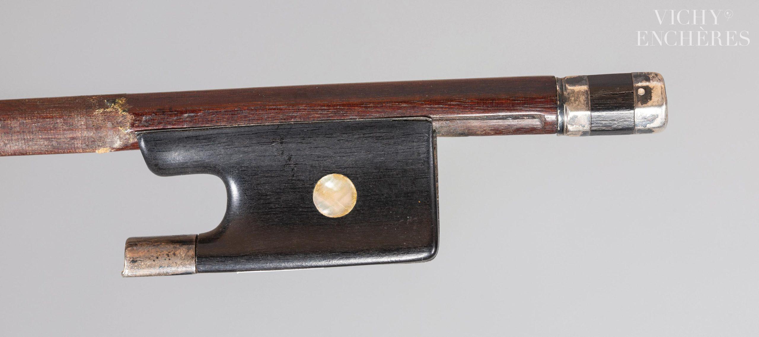 Archet de violon de Nicolas MALINE