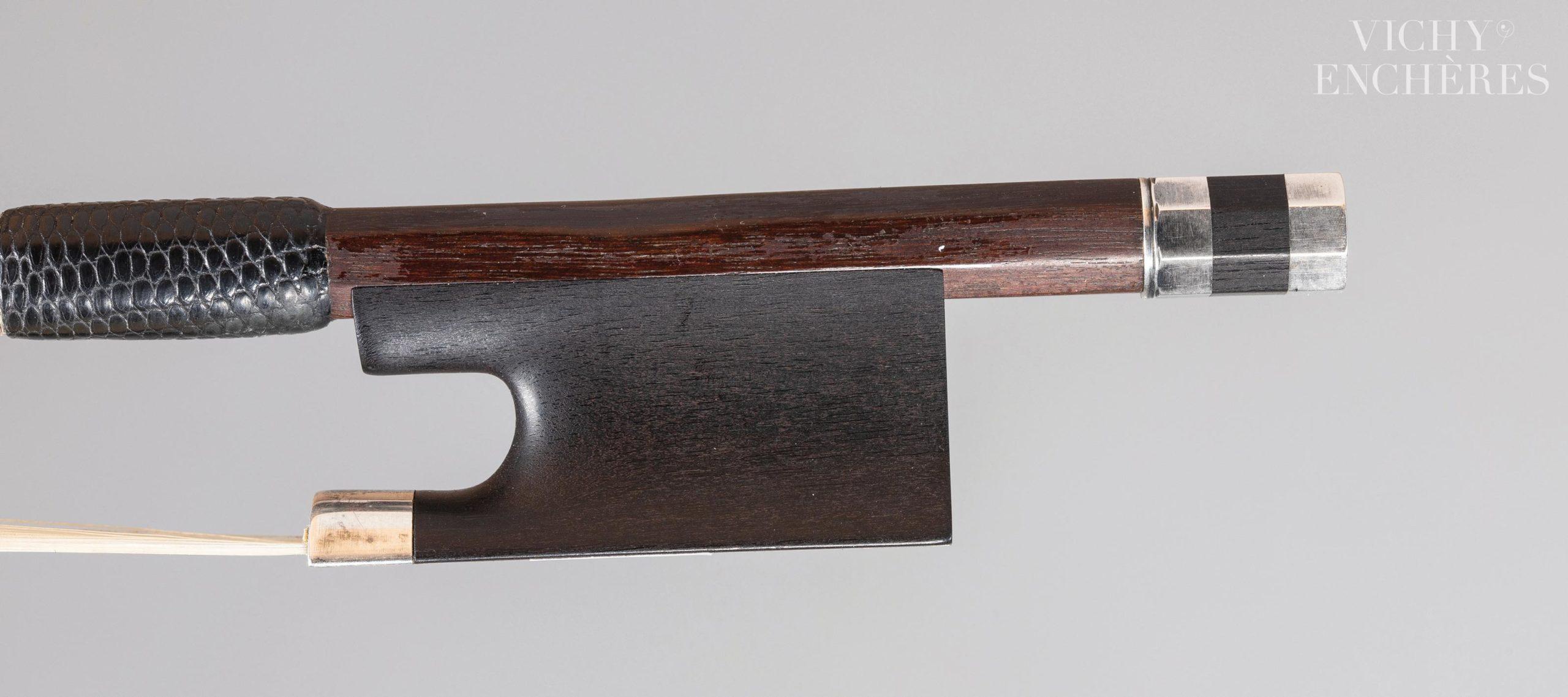 Baguette d'archet de violon de François Xavier TOURTE