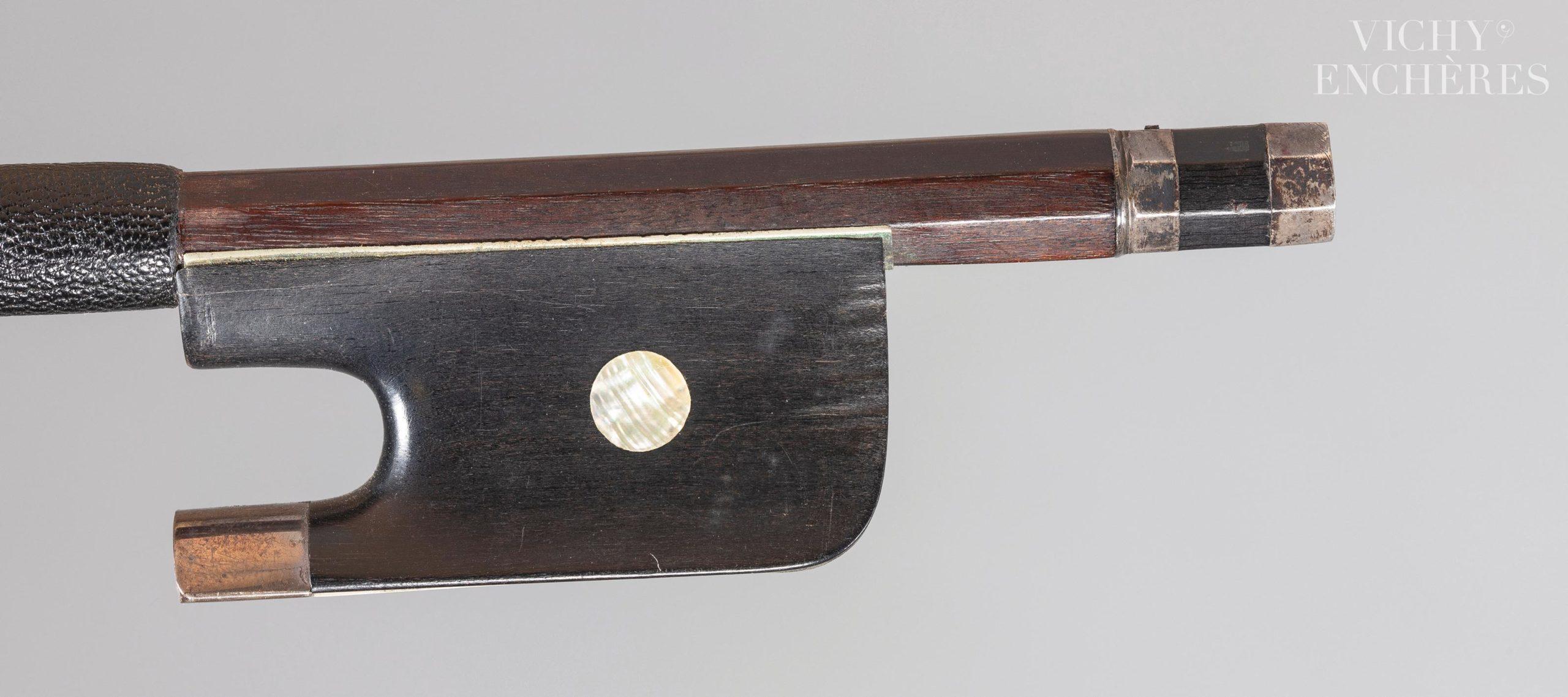 Baguette d archet de violoncelle de Nicolas MAIRE
