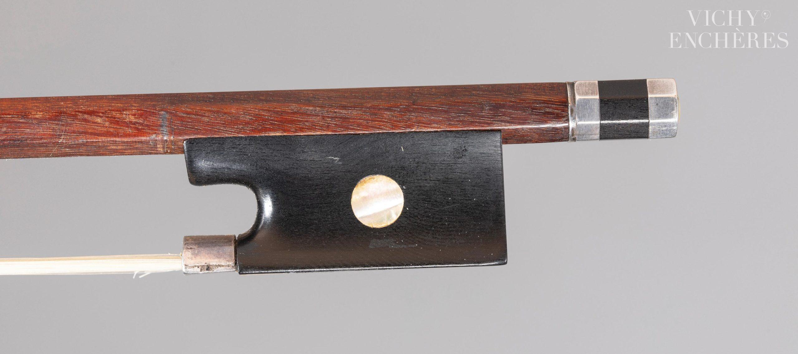 Archet de violon de François LUPOT II