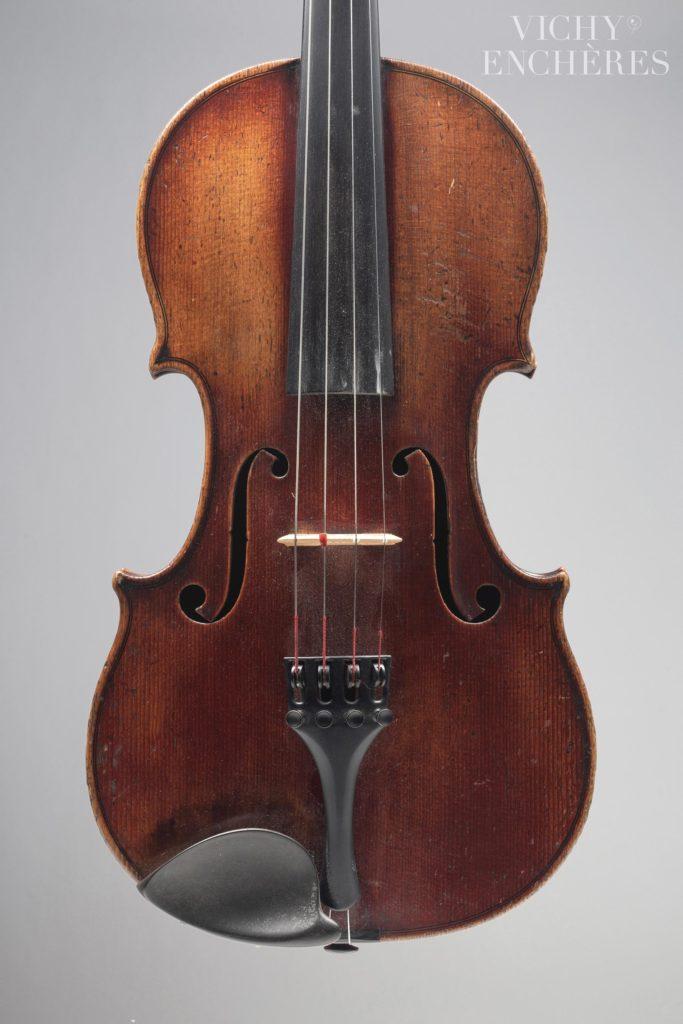 Violon de GAND et BERNARDEL