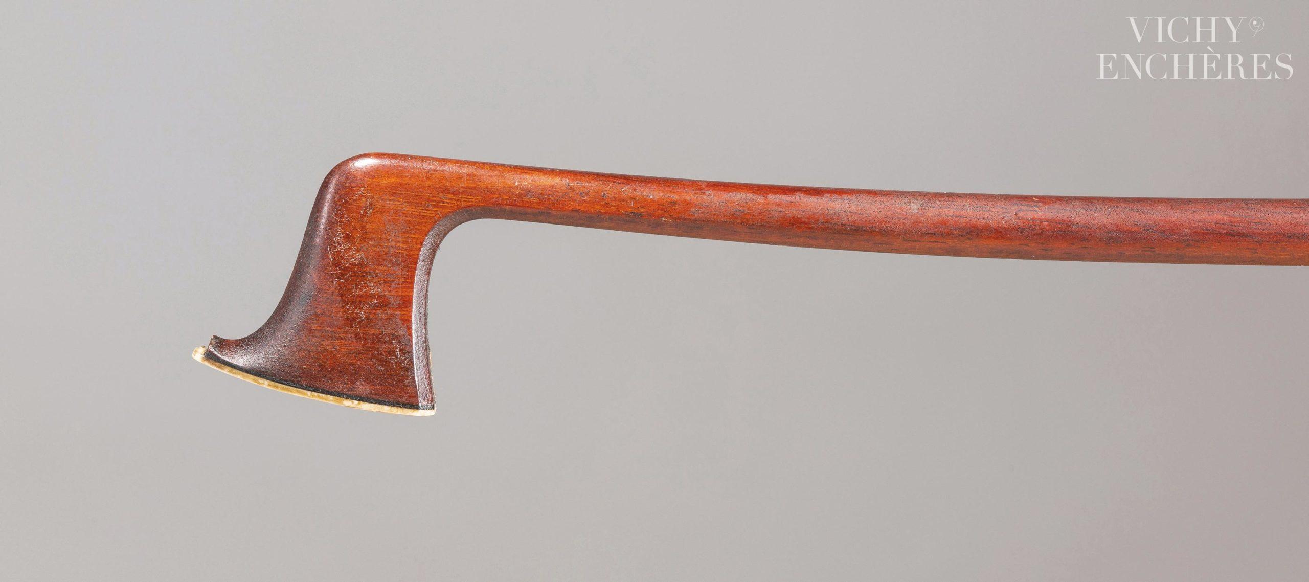 Archet de violon d'Emile Auguste OUCHARD Fils