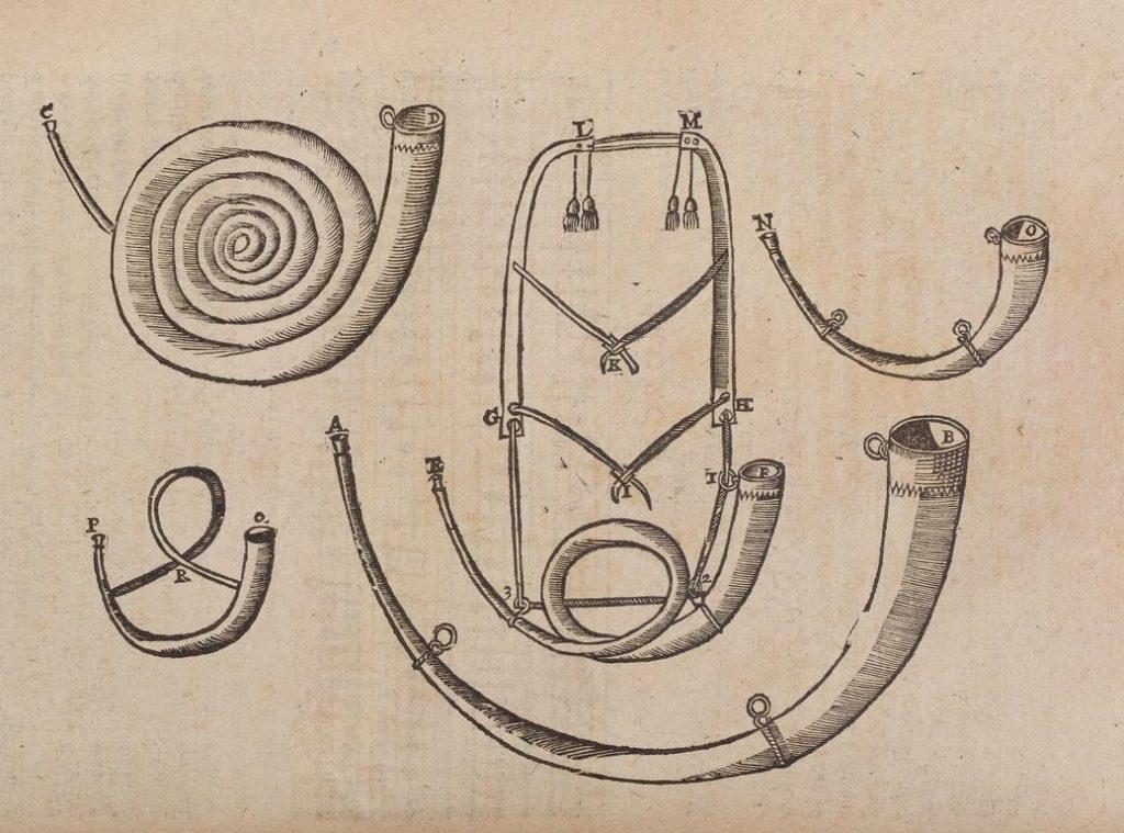Harmonie Universelle de Marin Mersenne en 1636