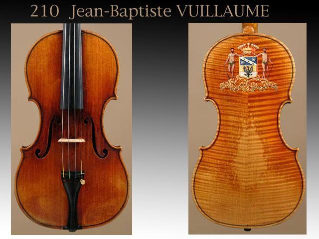 Violon Doria de Jean-Baptiste Vuillaume
