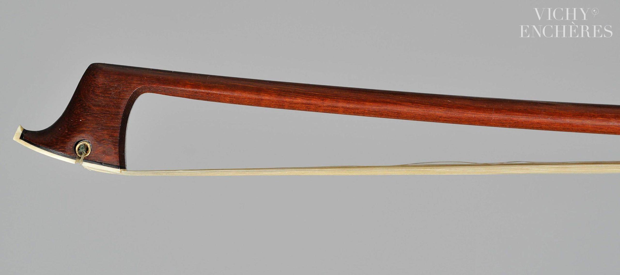 Archet de violon à mèche interchangeable de Jean-Baptiste Vuillaume