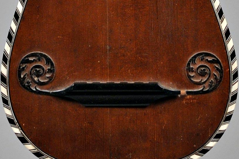 Guitare de Pierre LOUVET