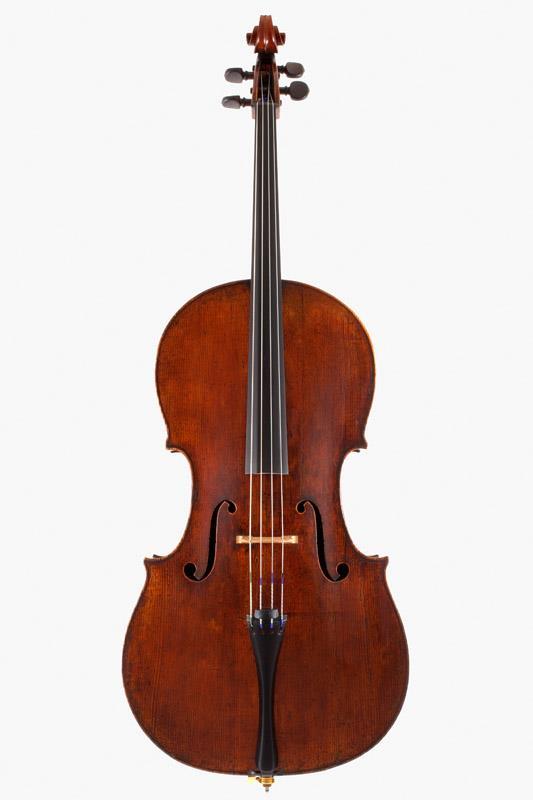 Violoncelle de Stradivari, 1726, conservé au musée de la Musique de Paris