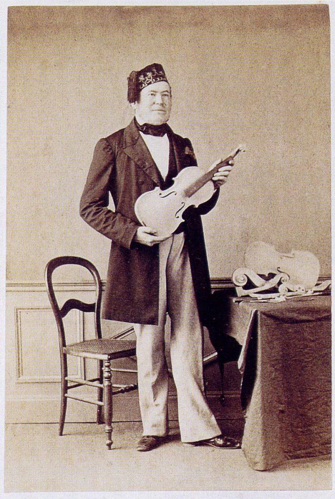 Jean-Baptiste Vuillaume, 1860