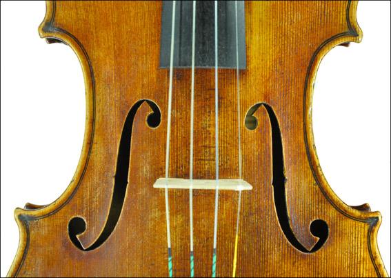 Violon de Jean Baptiste VUILLAUME en modèle Guarnerius Del Gesù