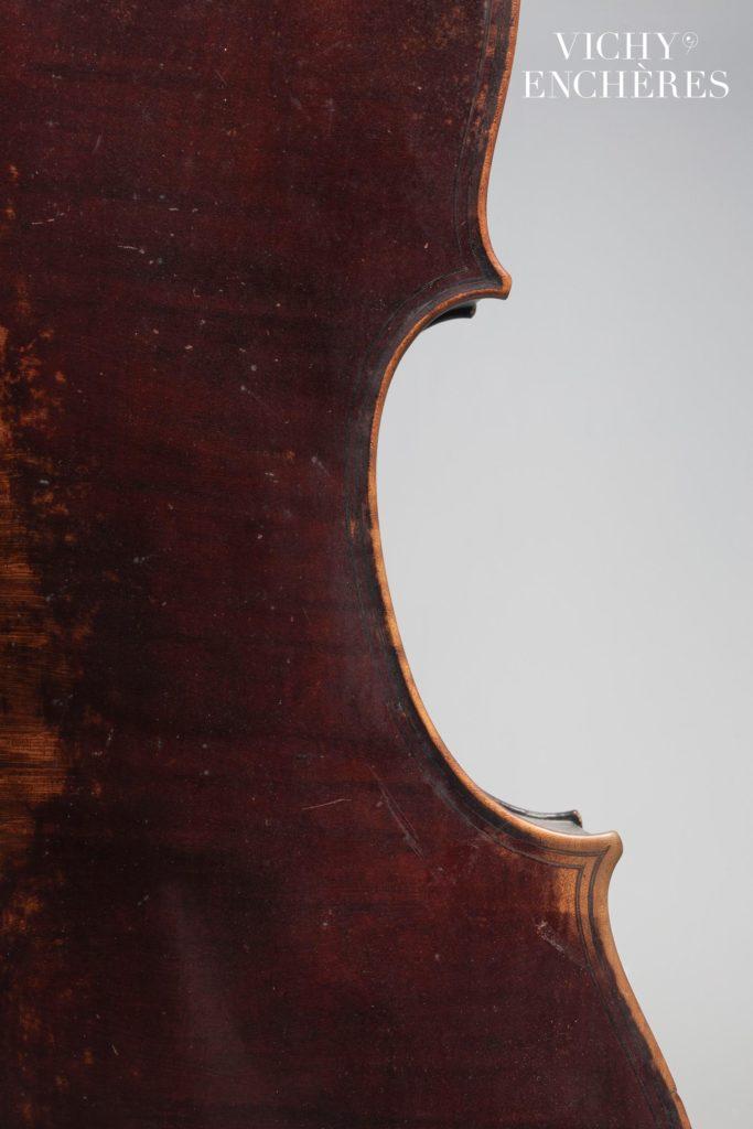 Violoncelle de Pierre et Hippolyte SILVESTRE