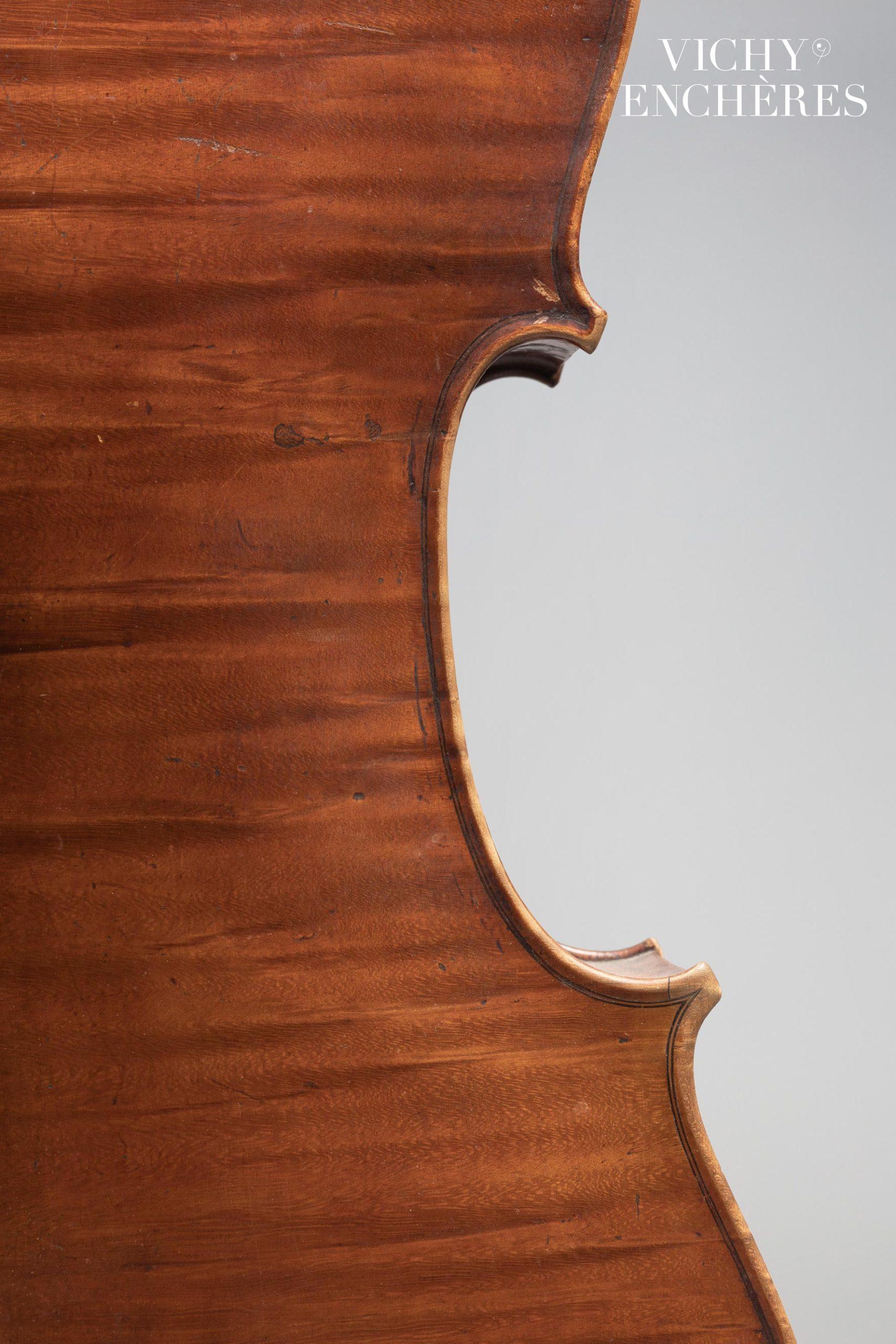 Violoncelle de Paul BAILLY