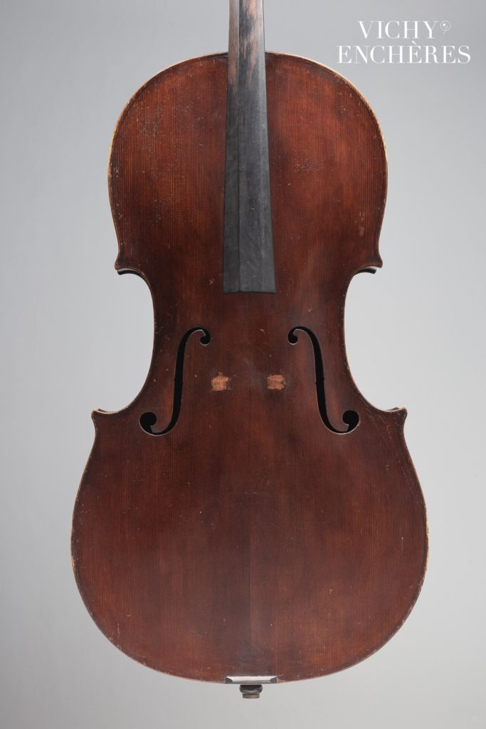 Violoncelle de Charles QUESNOIL
