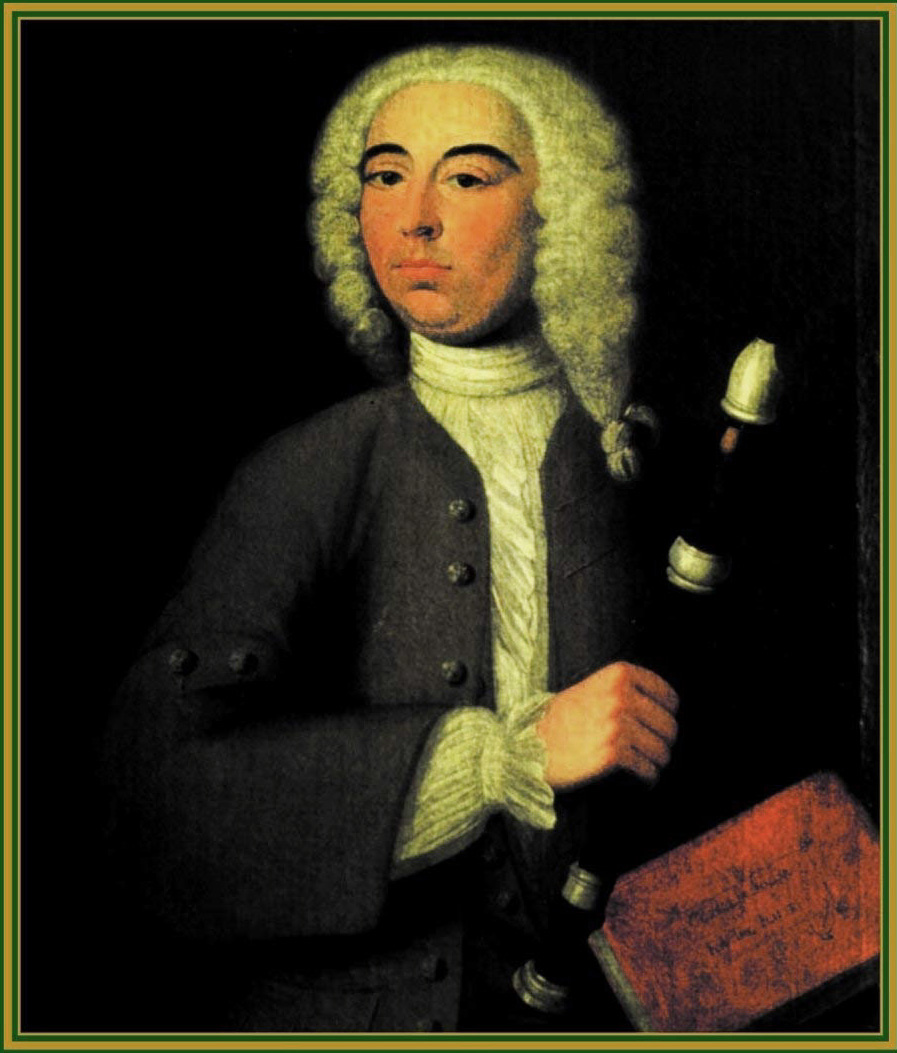 William Babell, vers 1705