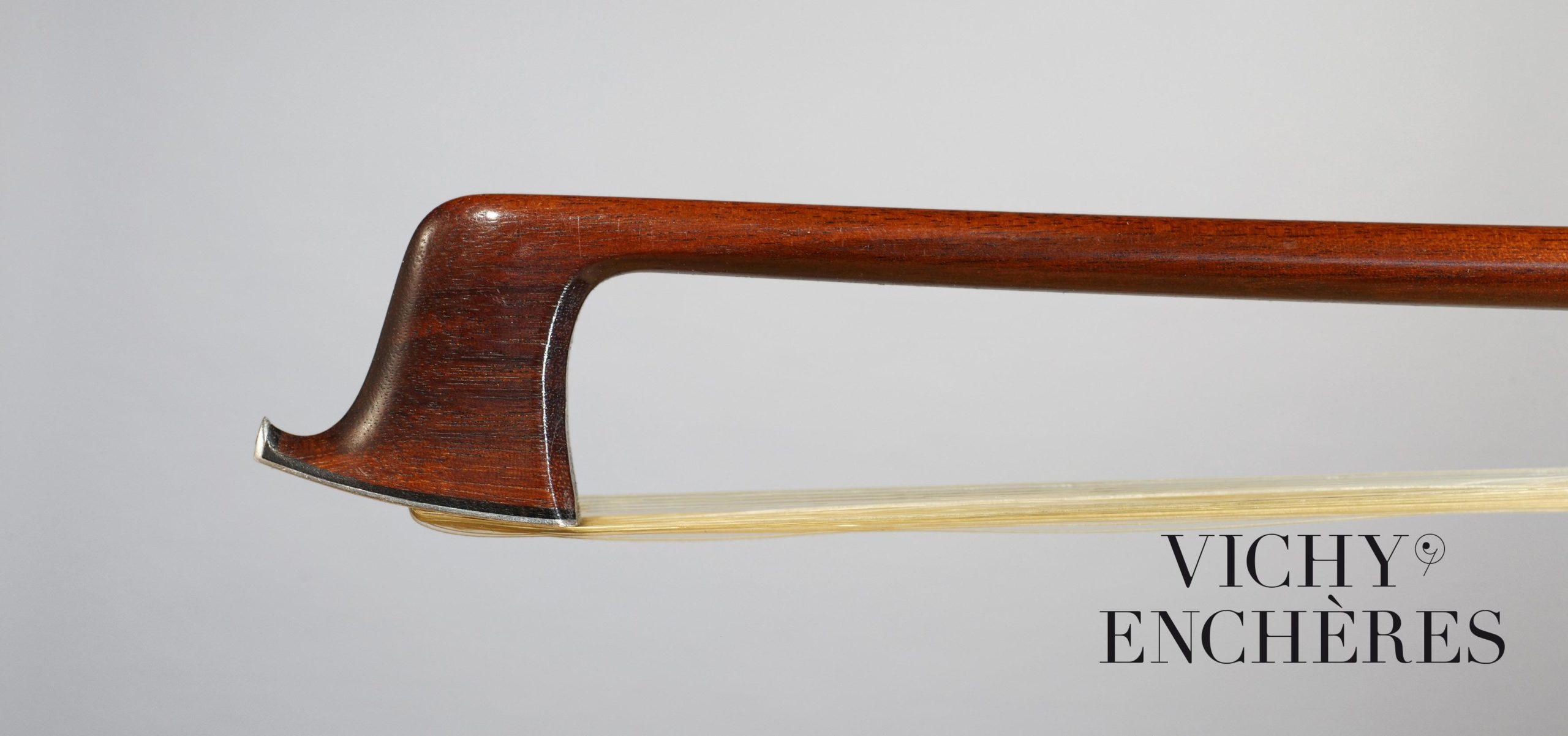 Archet de violon de François Xavier TOURTE - Collection Bernard MILLANT