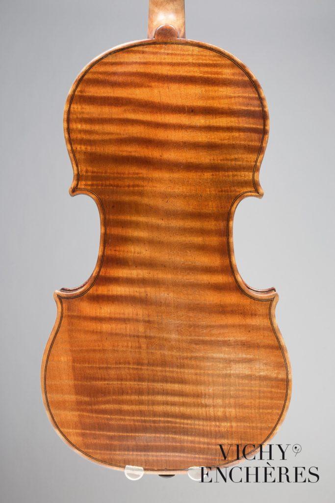 "Violon de Jean-Baptiste VUILLAUME ""Le Faisan doré"" - Collection Bernard MILLANT"