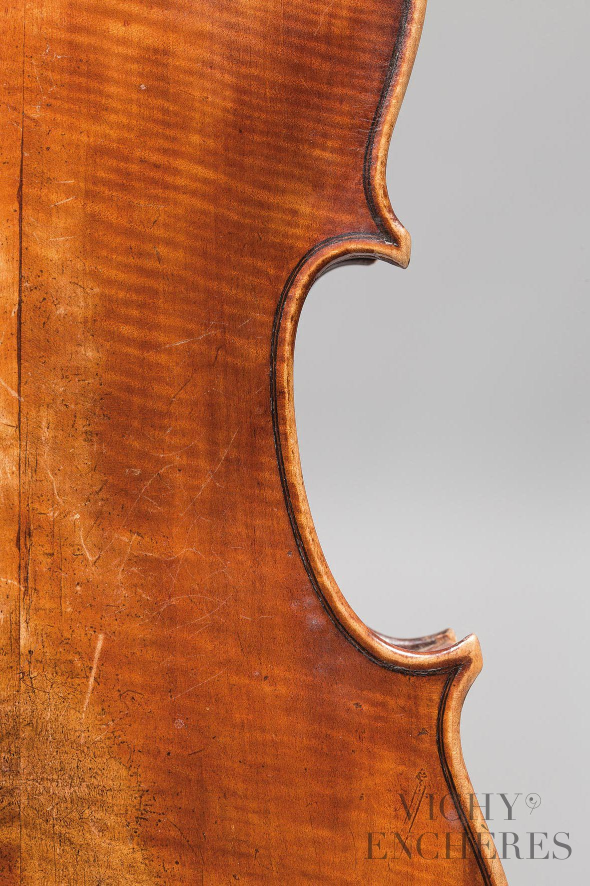 Violon de Giovanni Battista CERUTI