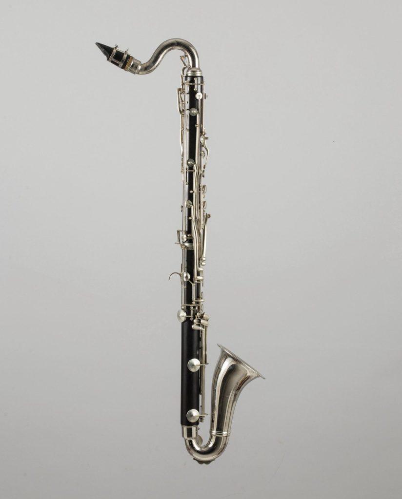 Clarinette basse en grenadille de Roméo ORSI à Milano