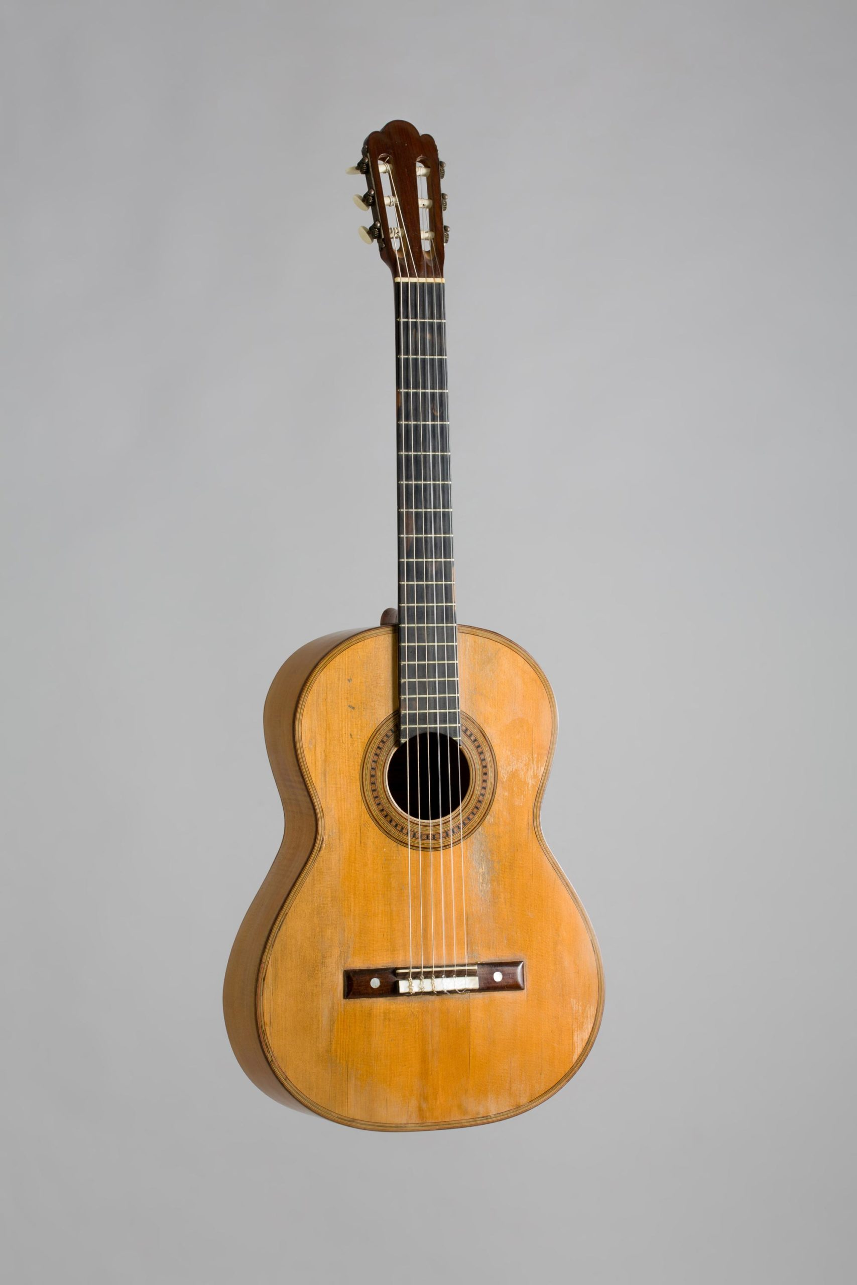 Guitare d'Antonio de Torres, 1882