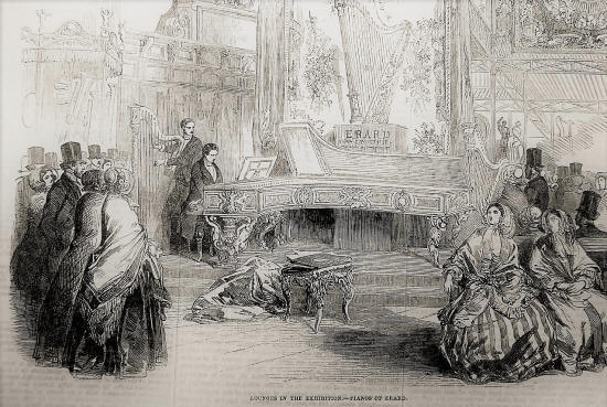 Exposition universelle de Londres, 1851