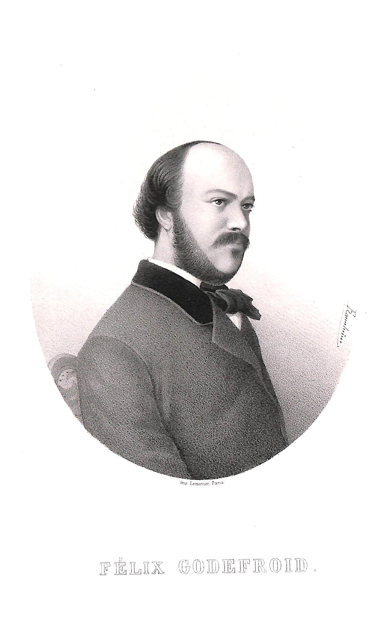 Portrait de Félix Godefroid
