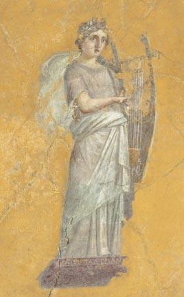 Peinture murale, Pompéi, 62-79