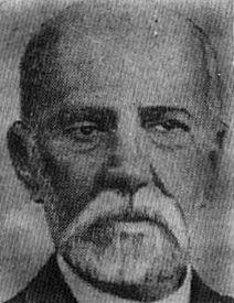 Portrait de Félix Bernal Lynch