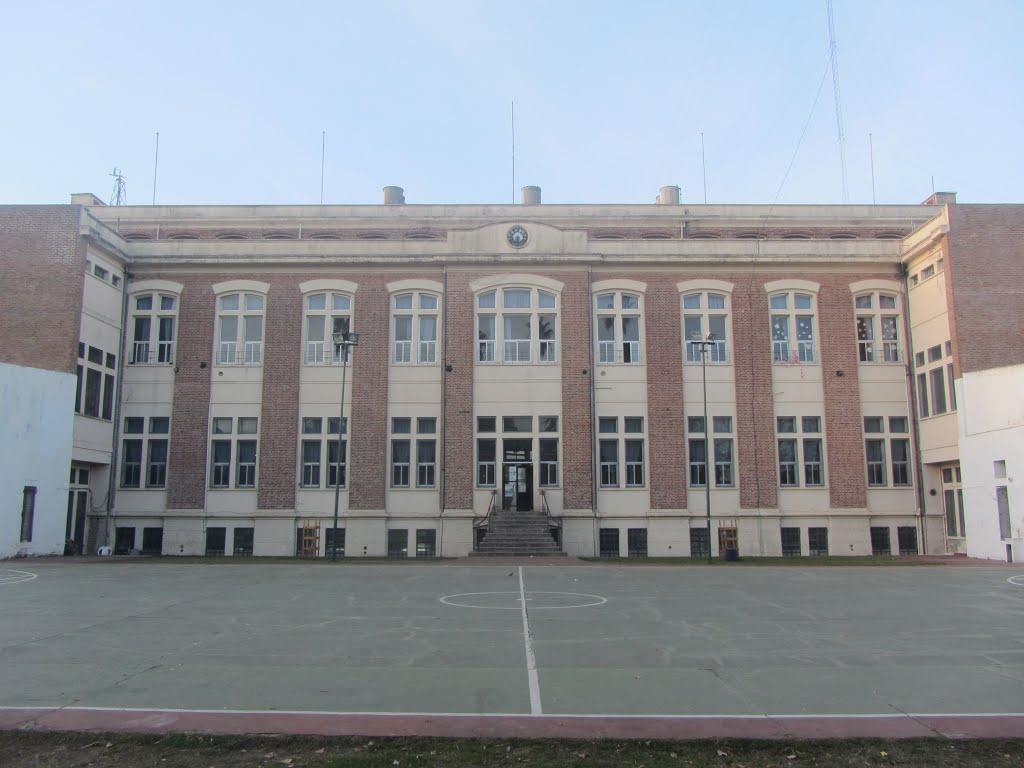 École Don Bosco - ancienne villa de Don Félix Bernal