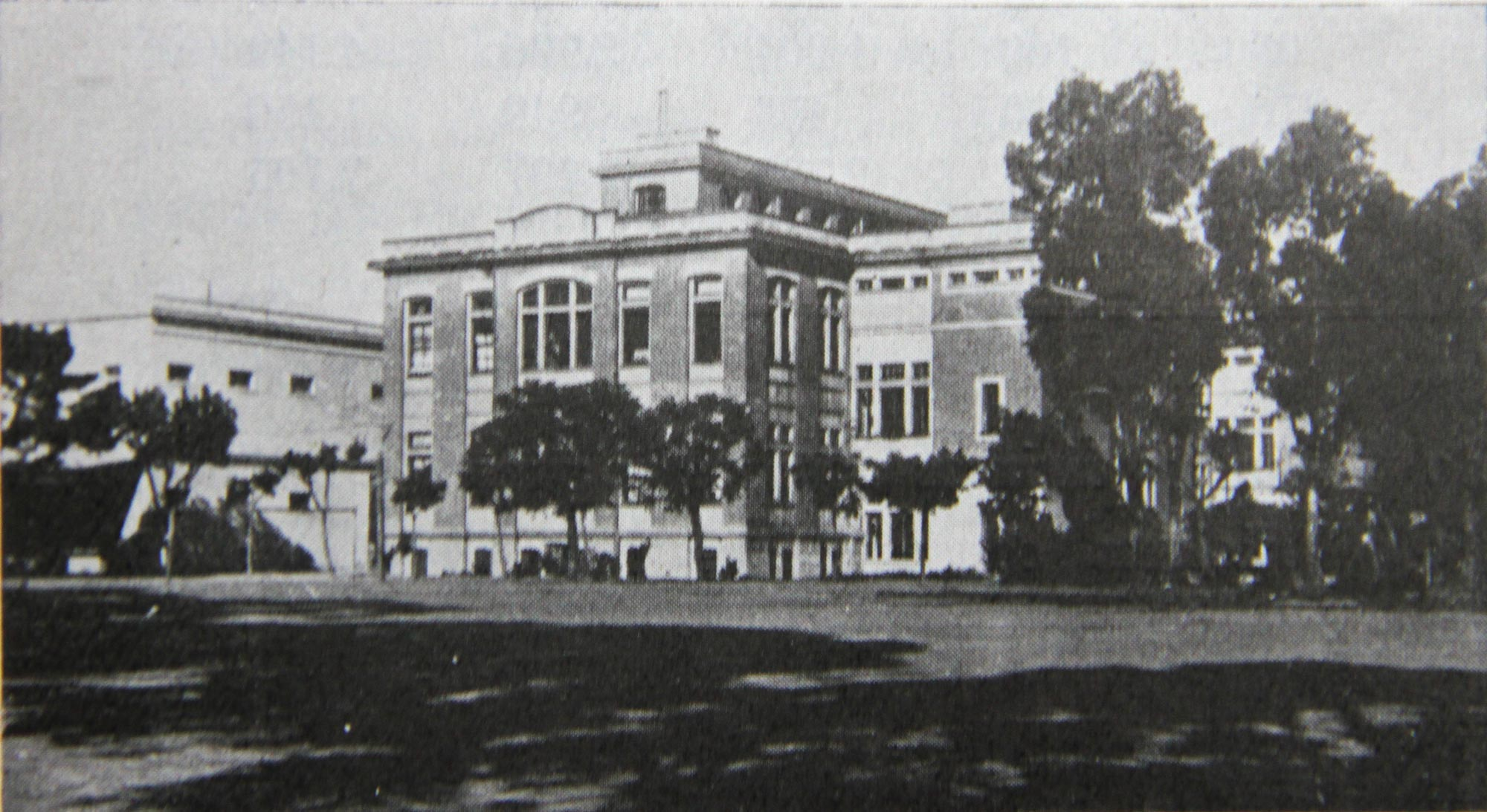 École salésienne en 1895 - ancienne résidence de Félix Bernal