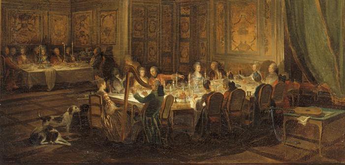 Michel Barthélemy Ollivier , 1777