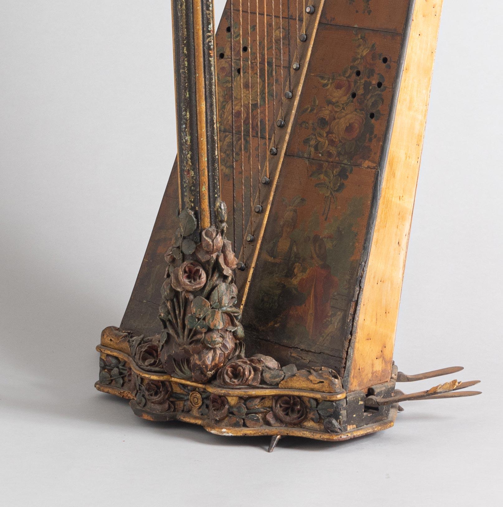 Harpe Holtzman, 1775