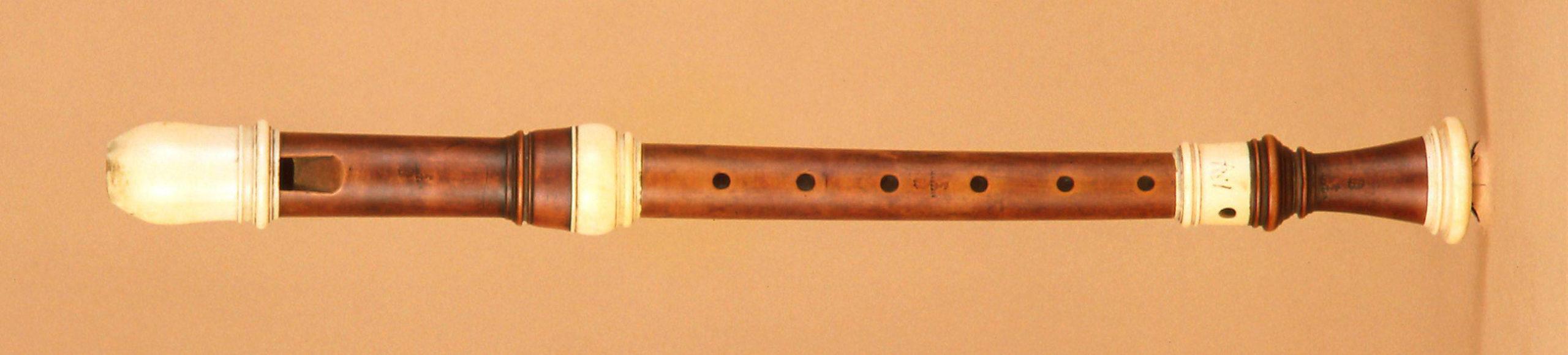Flûte à bec alto en sol de Jean-Jacques RIPPERT