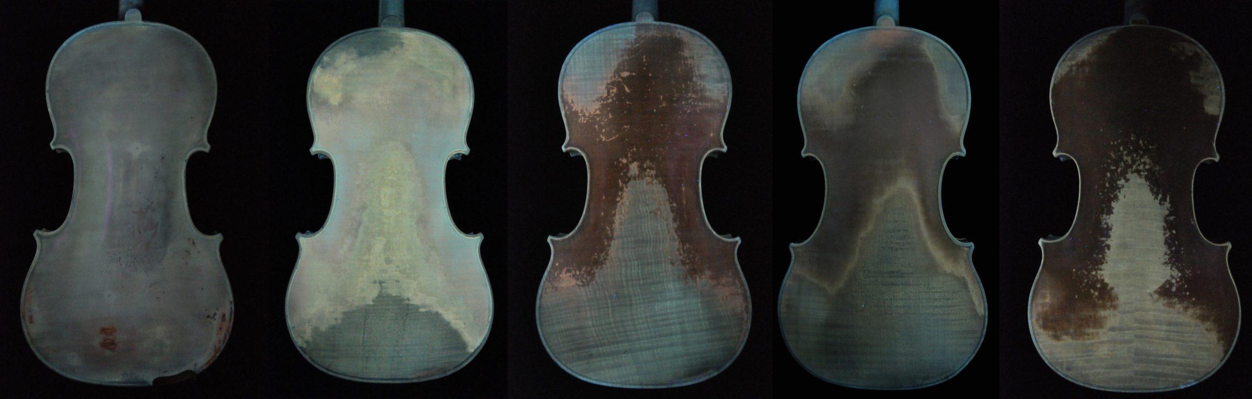 Violons de Jean-Baptiste VUILLAUME