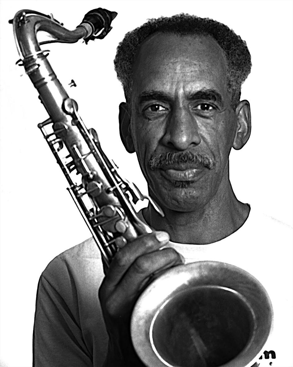 Portrait de John Tchicai