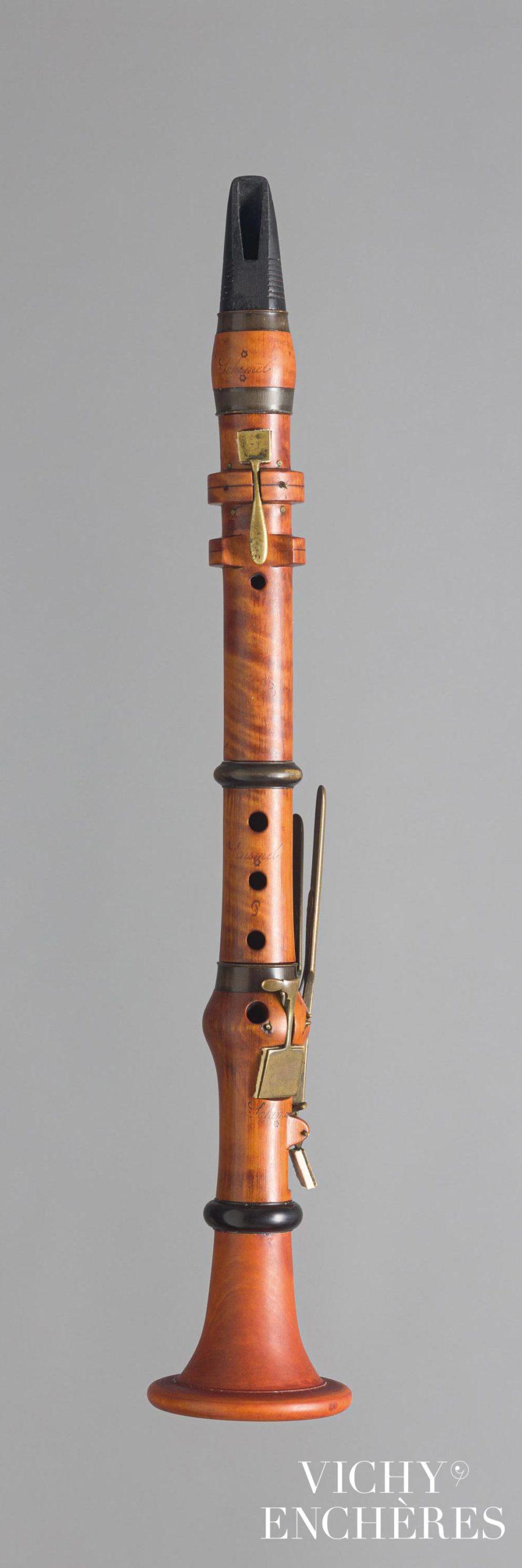 Clarinette en sol aigu de SCHEMEL